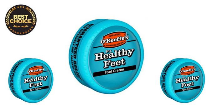 O'Keeffe's for Healthy Feet Foot Cream review: Read On To Find the Best Way to Say Goodbye Cracked Feet