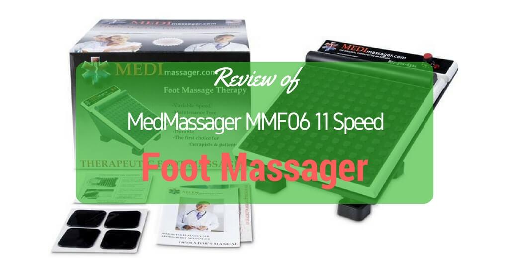 MedMassager MMF06 11 Speed Foot Massager Reviews
