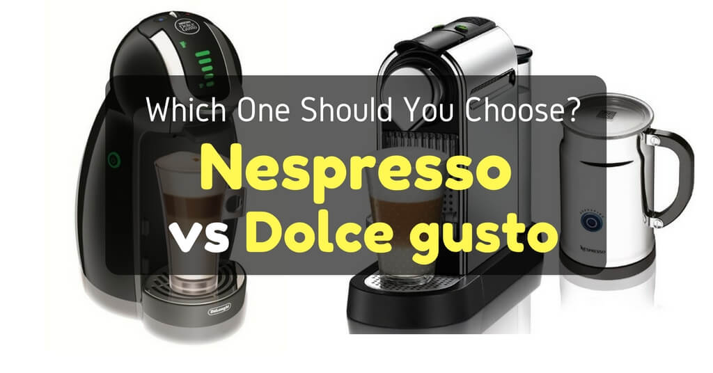 Tassimo Coffee Maker Vs Dolce Gusto : The Grand Nespresso vs Dolce gusto Contest - Megan Ann Blog