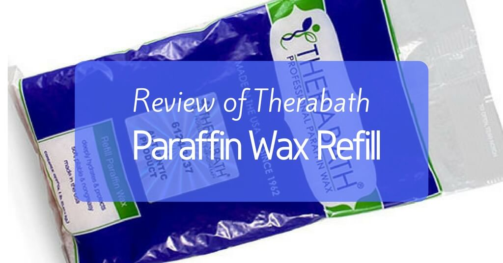 Therabath Paraffin Wax Refill Reviews