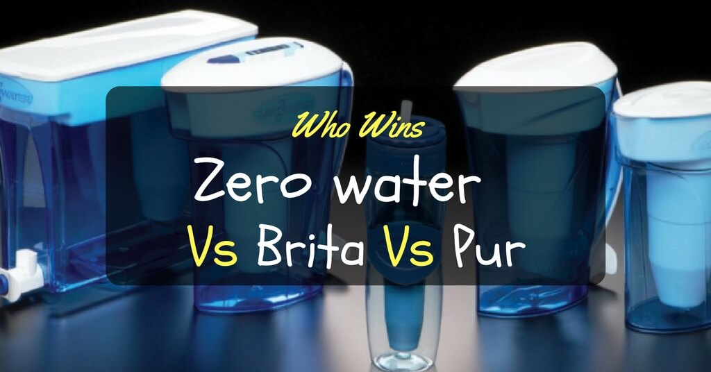 zero water filters zerowater replacement patented ion