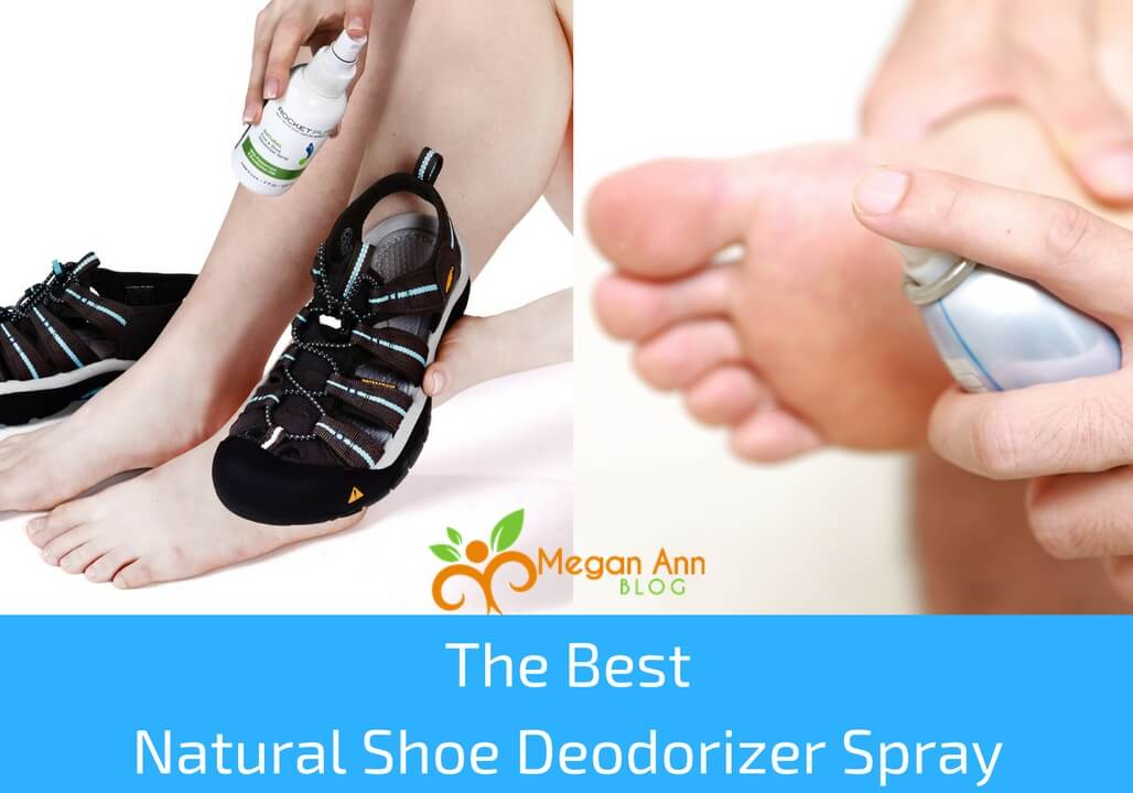 Best natural shoe deodorizer spray for your feet and shoes