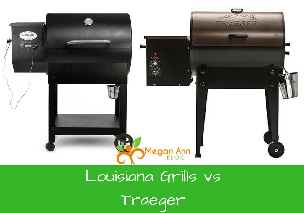Louisiana Grills vs Traeger