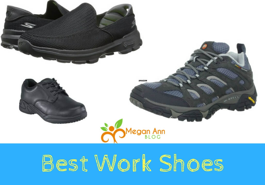 The Best Work Shoes