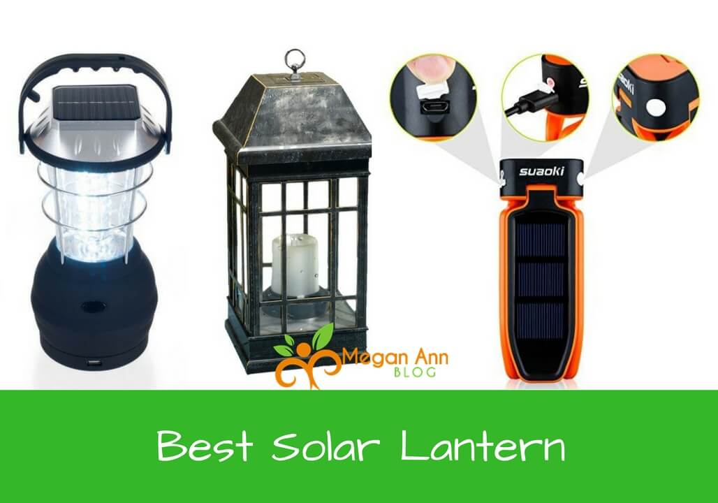 Best Solar Lantern for Camping