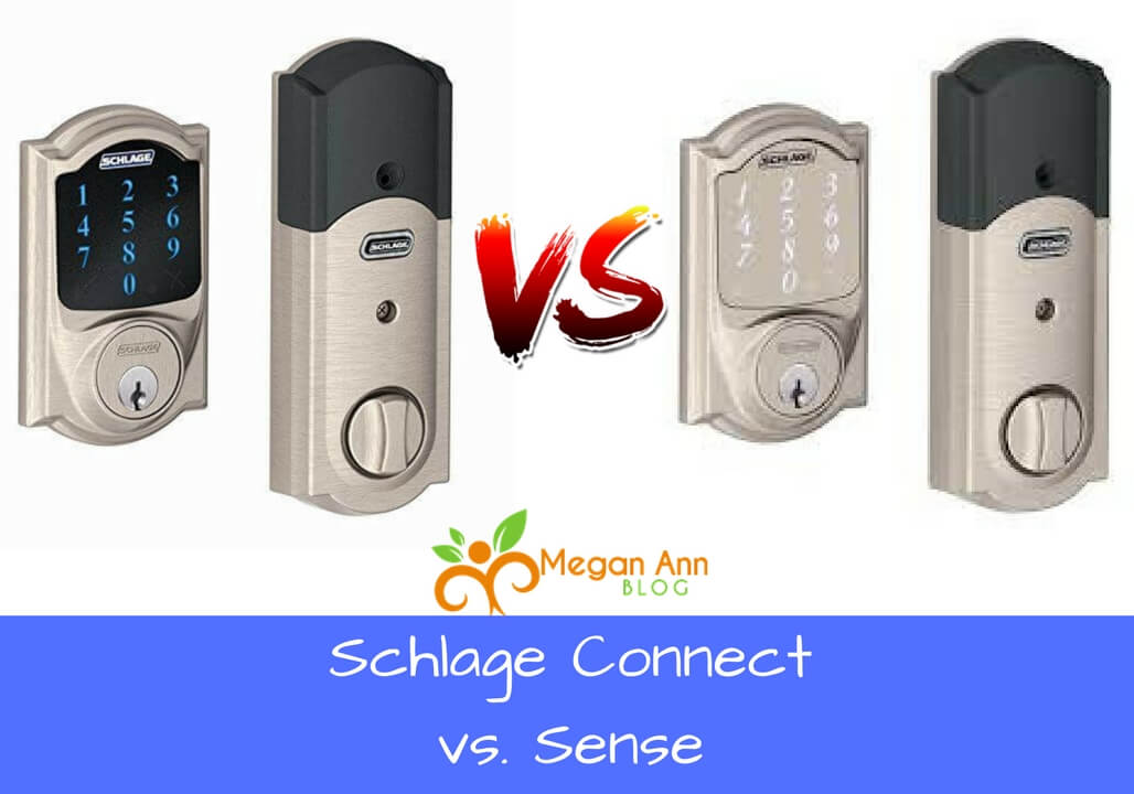 Schlage Connect vs Sense
