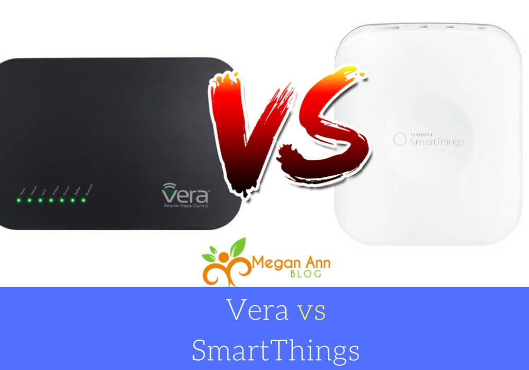 Vera vs SmartThings