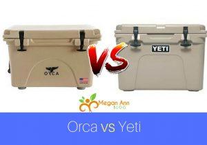 Orca vs Yeti Coolers