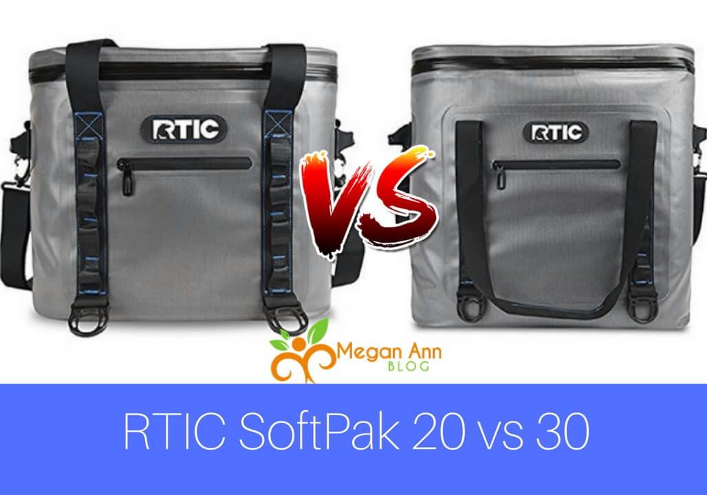 RTIC SoftPak 20 vs 30