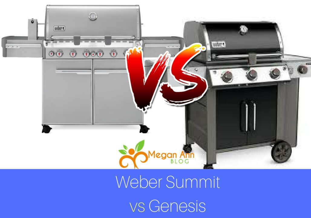 Weber Summit vs Genesis BBQ Grills What is The Difference