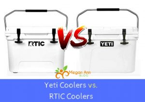Yeti Coolers vs RTIC Coolers