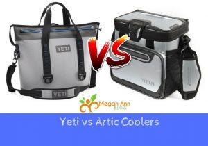 Yeti vs Artic Coolers