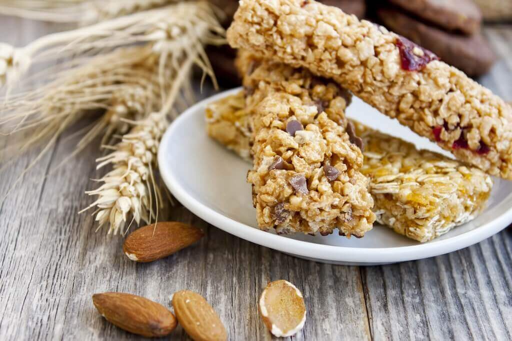 1 Home-Made Granola Bars