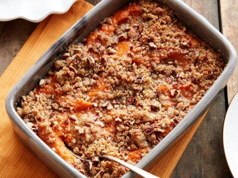 19 Sweet Potato Casserole Recipe