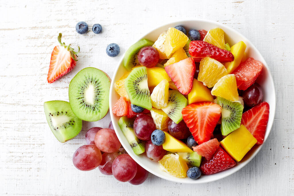 3 Fresh Fruits