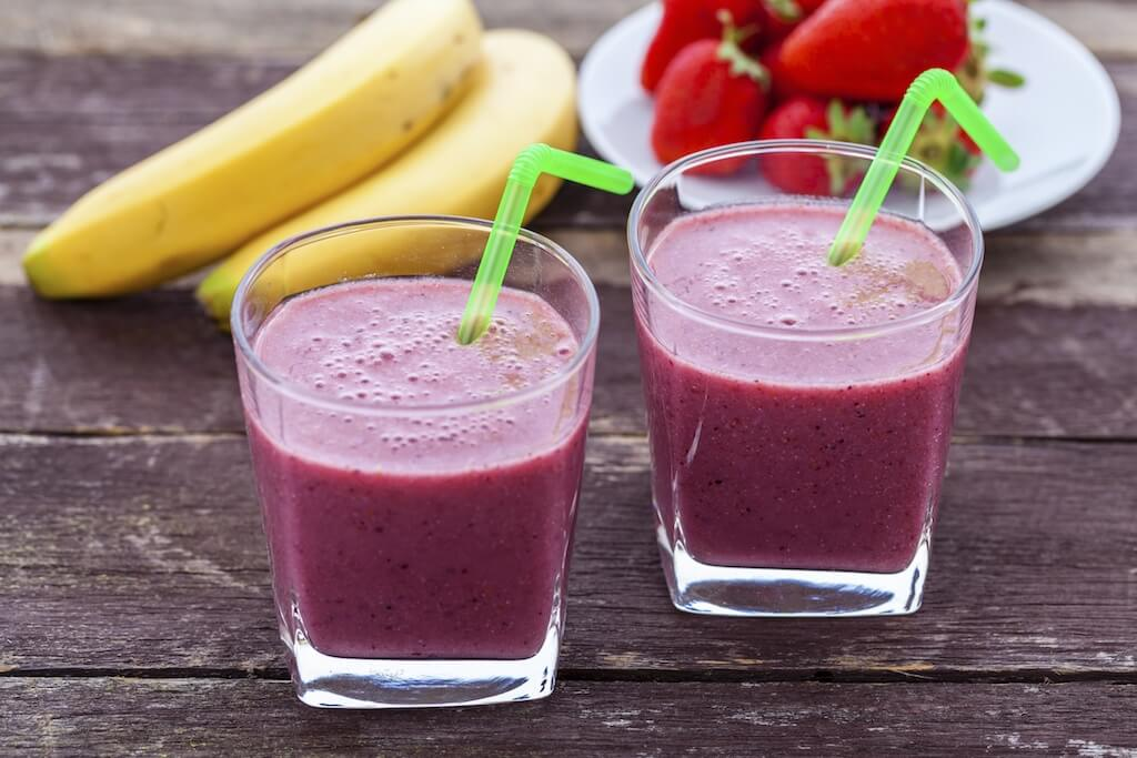 4 Delicious Berry Smoothie
