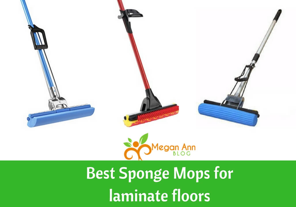 Best Sponge Mops for laminate floors