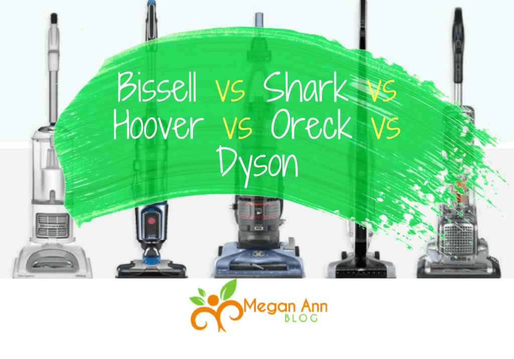 Bissell vs Shark vs Hoover vs Oreck vs Dyson new