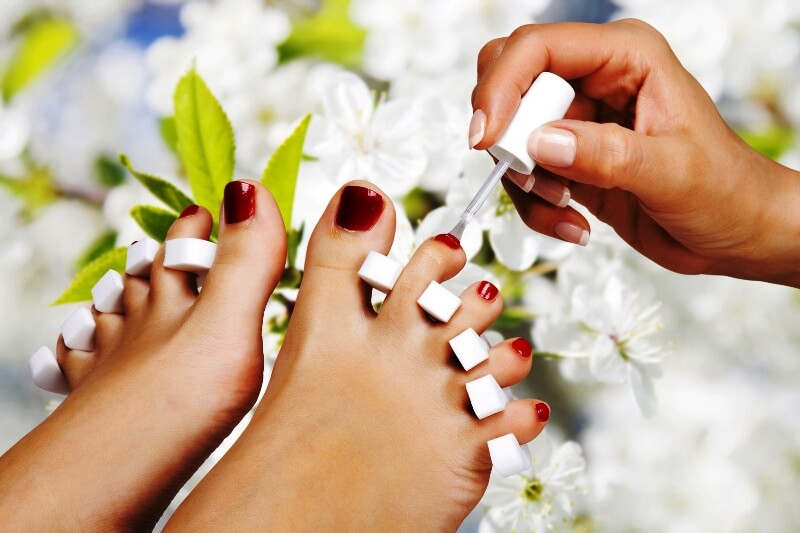 15 Different Types of Pedicures that Will Make Your Feet the