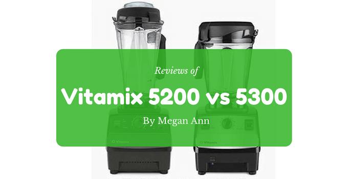 vitamix 5200 vs. 5300