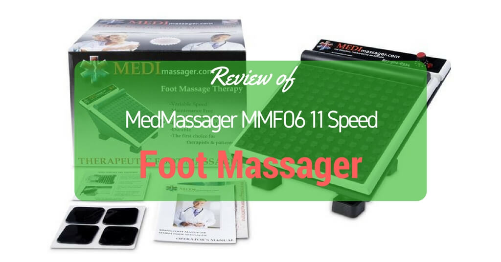 MedMassager MMF06 11 Speed Foot Massager Reviews