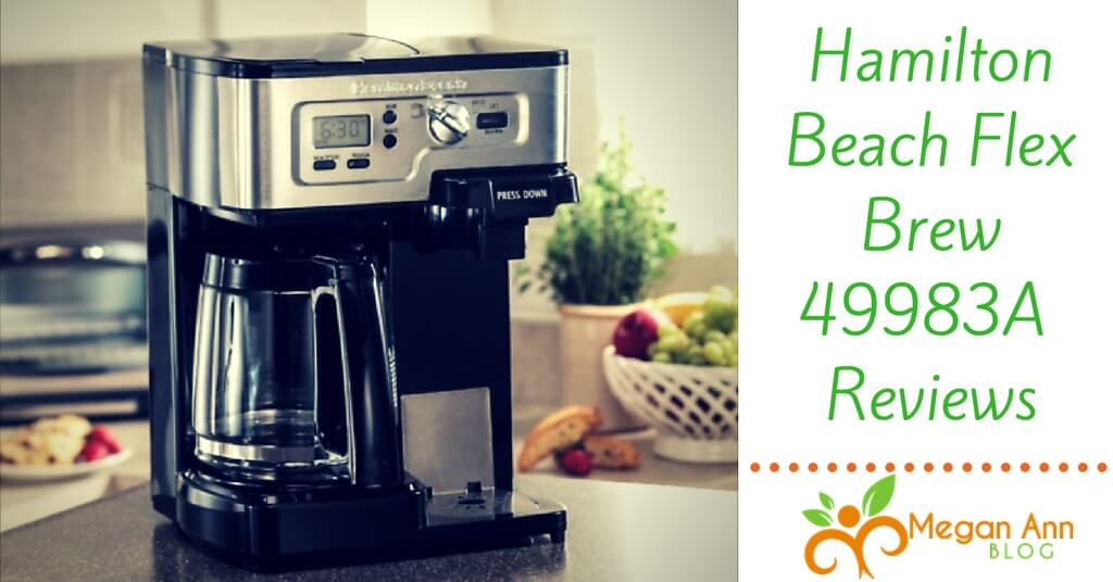 Experience The Best Of Coffee Maker - Hamilton Beach Flex Brew Reviews