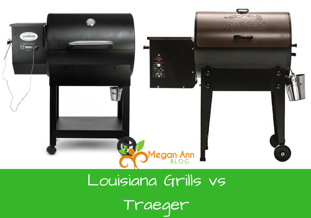 Louisiana Grills vs Traeger