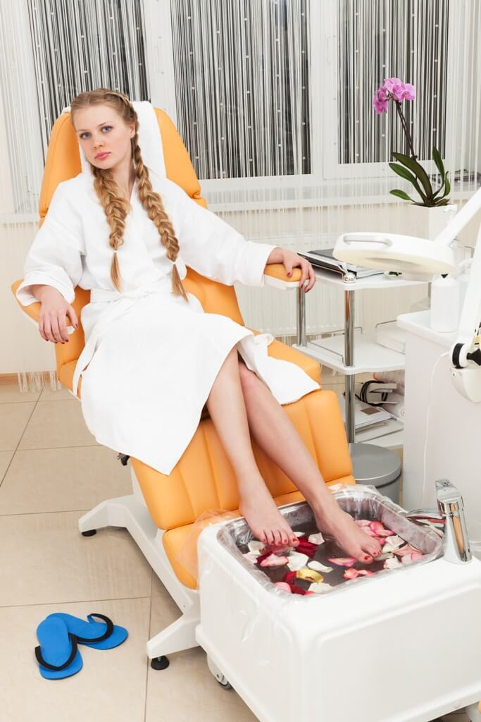how long does a pedicure take