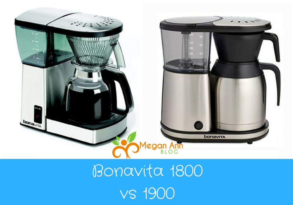 All you need to know about Bonavita 1800 vs 1900