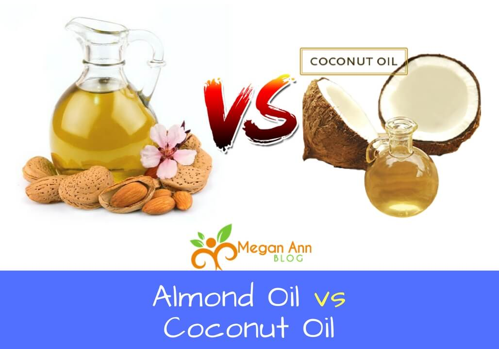 Almond Oil vs Coconut Oil