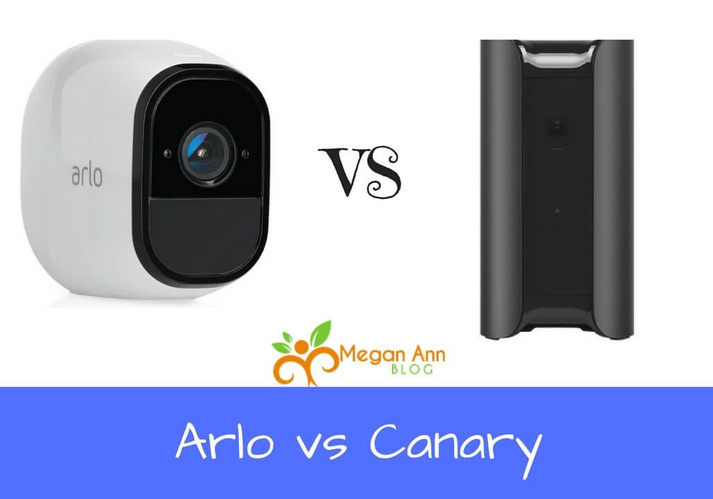 Arlo vs Canary