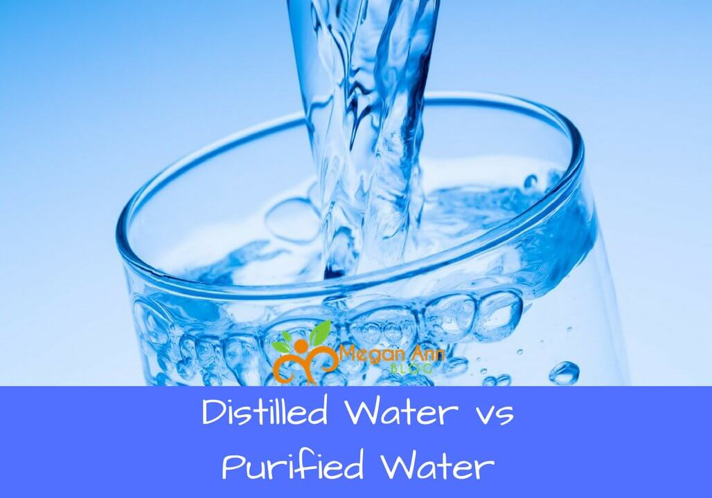 how to create distilled water