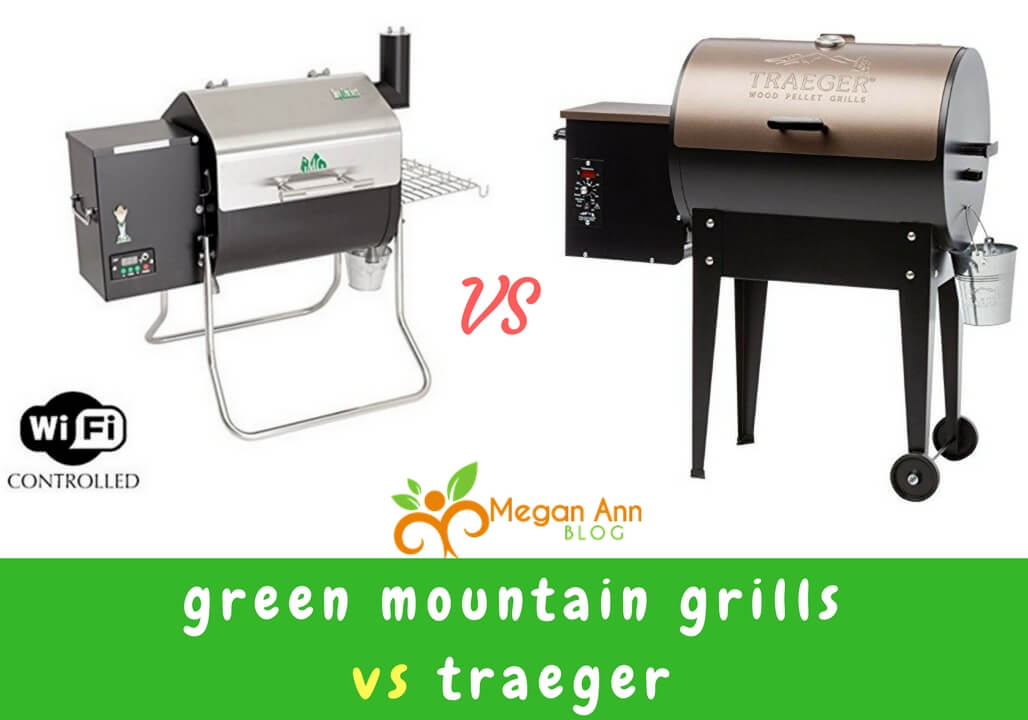 Green Mountain Grills vs Traeger Grill