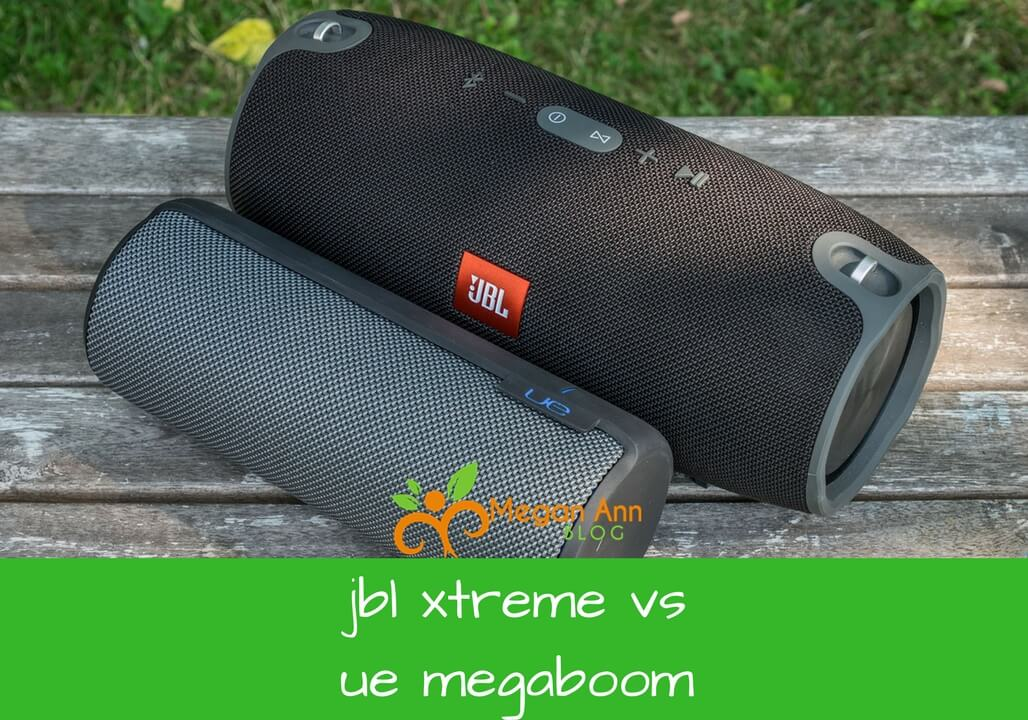 jbl xtreme vs ue megaboom which wireless speaker is the best. Black Bedroom Furniture Sets. Home Design Ideas