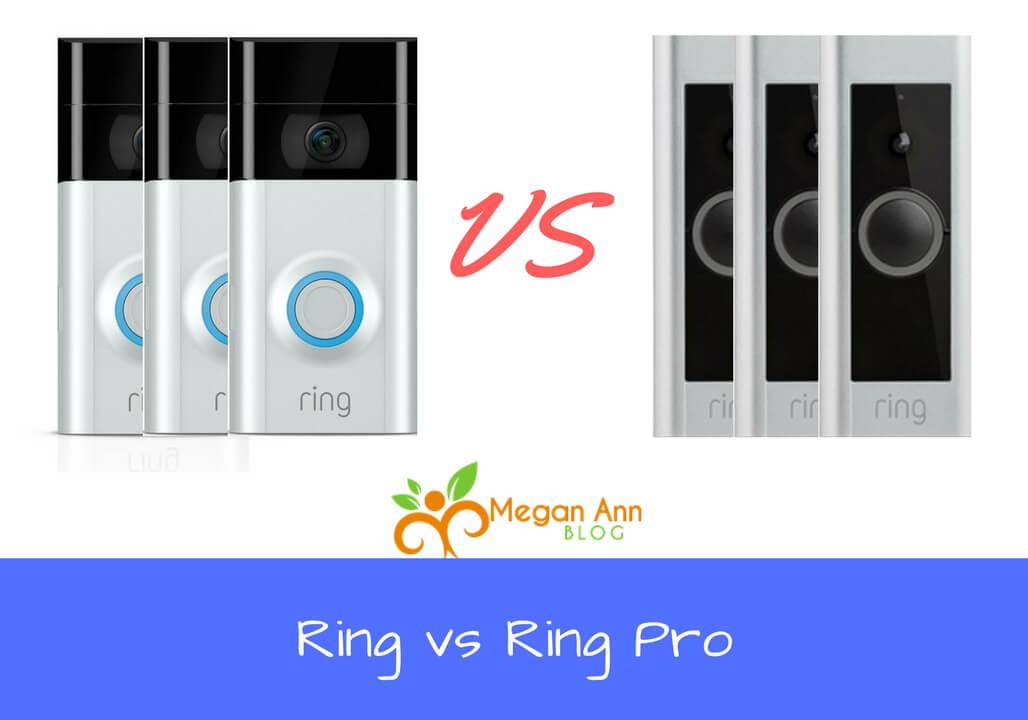 Ring vs Ring Pro