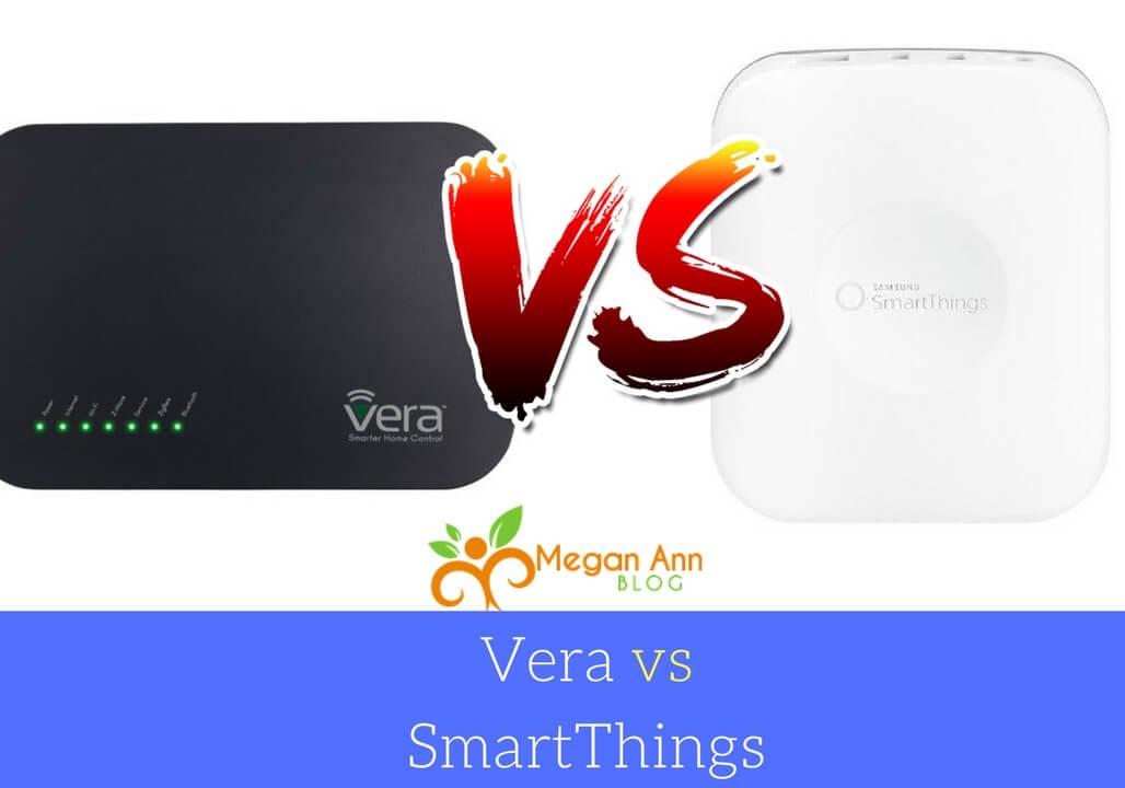 Vera vs SmartThings