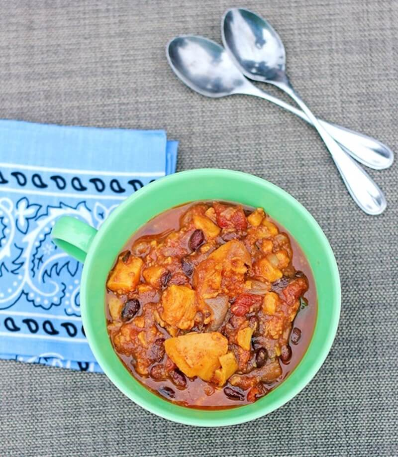 14 Sweet Potato Chili Recipe