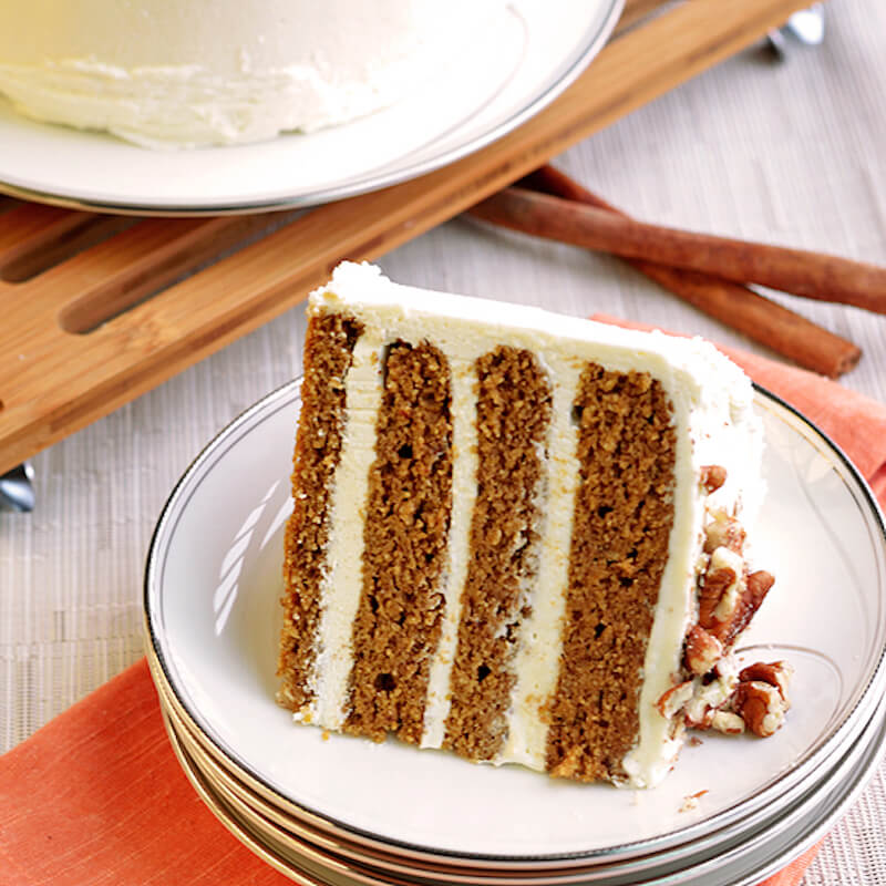 27 Sweet Potato cake
