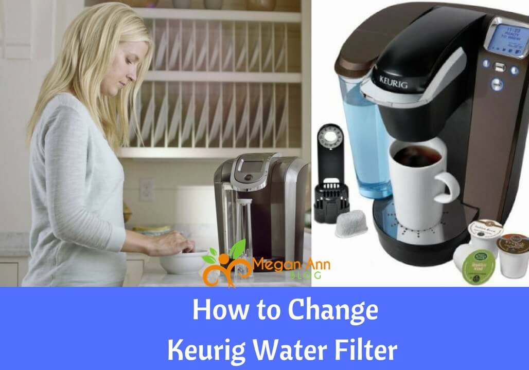 How to Change Keurig Water Filter