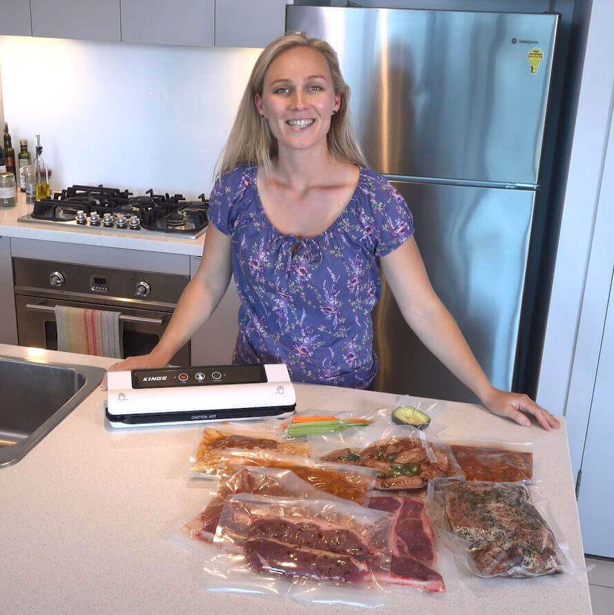 The best vacuum sealer for deer meat fish and wild game