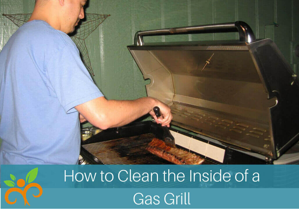 Megan Ann How to Clean the Inside of a Gas Grill