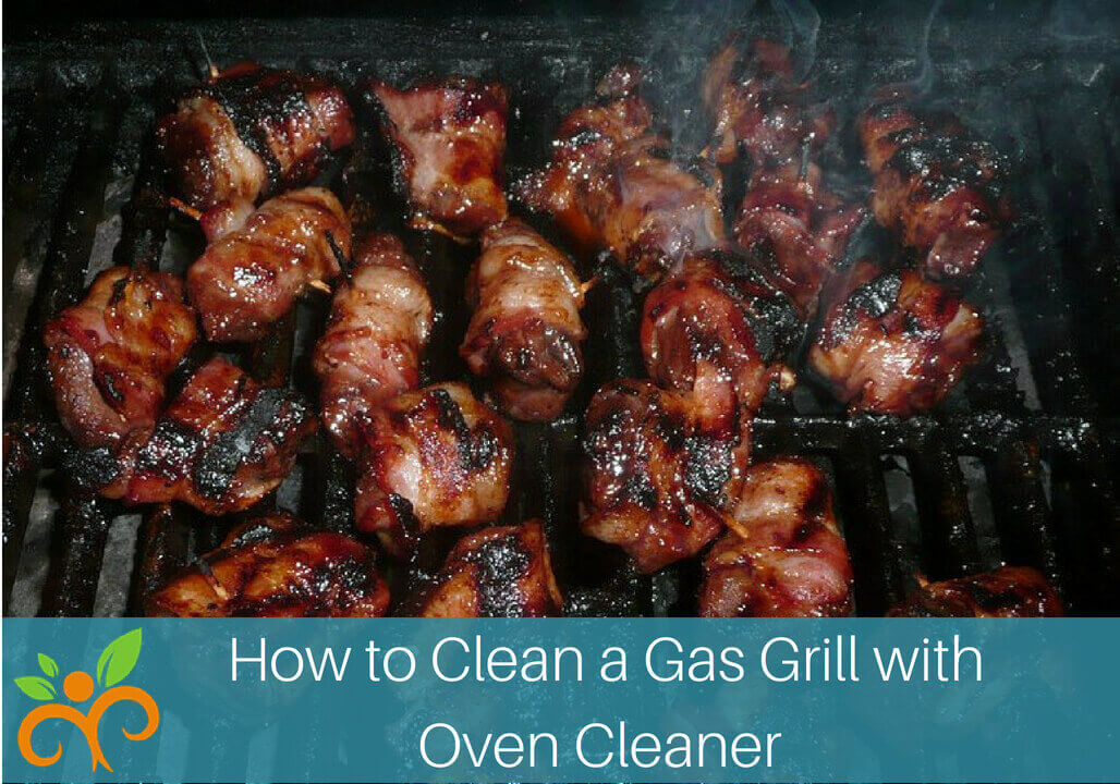 Megan Ann blog How to Clean a Gas Grill with Oven Cleaner