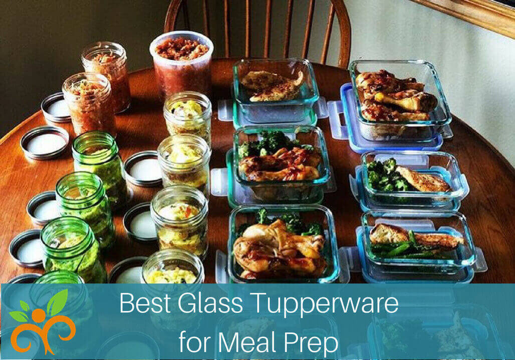 Megan Ann Best Glass Tupperware for Meal Prep Glass Food Storage Containers Set for Pantry Reviews