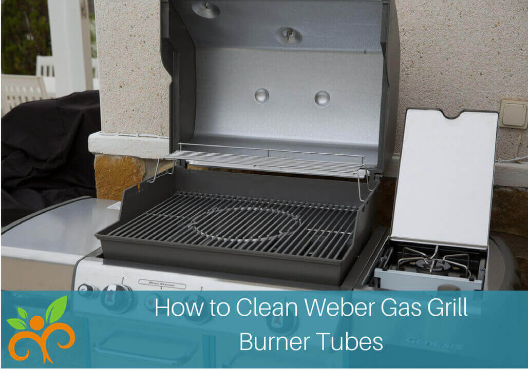 Megan Ann How to Clean Weber Gas Grill Burner Tubes