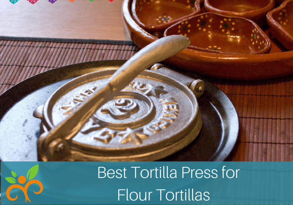 Megan Ann blog Best Tortilla Press for Flour Tortillas