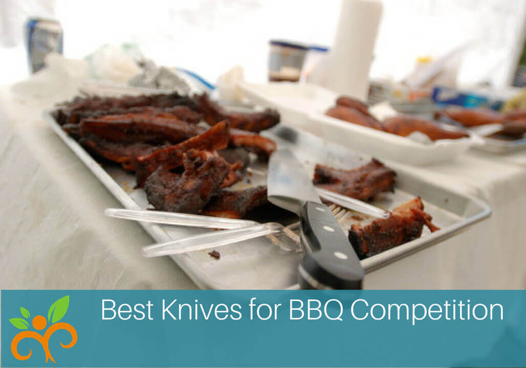 Megan Ann Best Knives for BBQ Competition