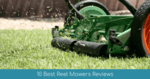 10 Best Reel Mowers Reviews